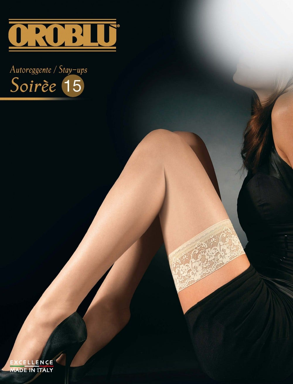 3d1ac8284 Stay Up Soirèe 15 Pure Beauty OROBLU