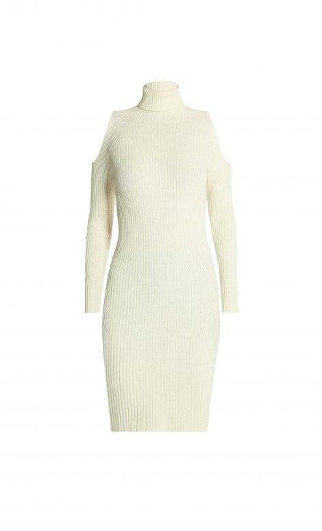 Cezanne Turtle Neck  L/S Dress