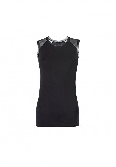 PERFECT LINE SLEEVELESS SWEATER MRS