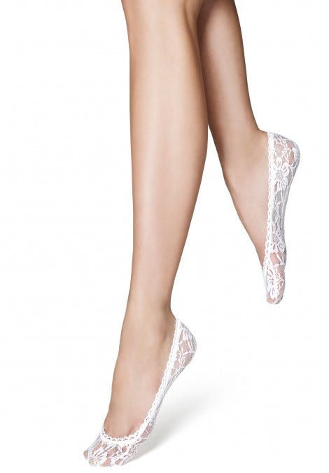 Foot Protector Solange Lace