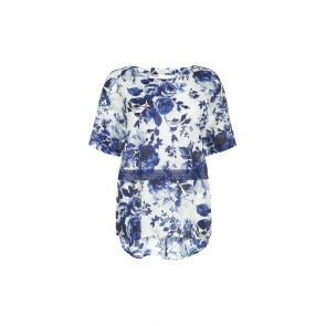 Blue Fairy s/s Blouse